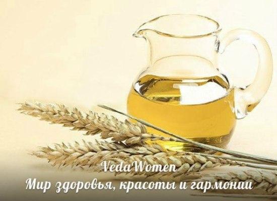Применяем масло зародышей пшеницы