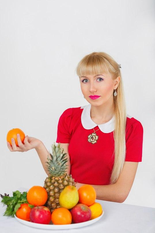 Оля Бережная
