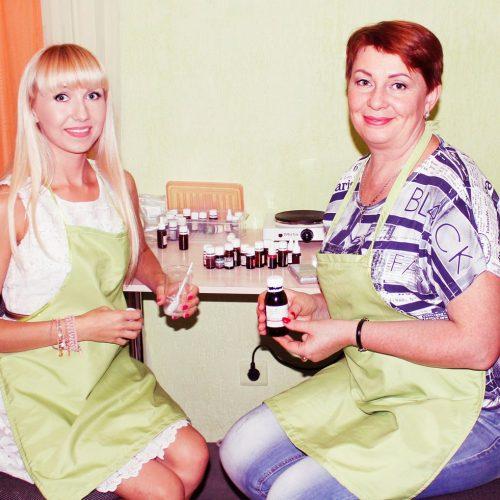 Курсы по изготовлению натуральной косметики в Украине